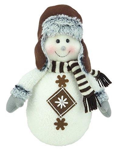 Christmas Concepts® Schneemann Winter Wonderland Weihnachtsschmuck (10