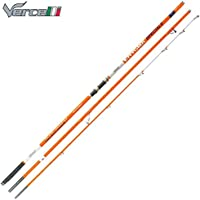 VERCELLI Enygma Speciale LC H Caña Surfcasting, Naranja, 4.2