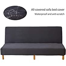 Oshide plegable sofá cama simple cubierta impermeable del sofá Cubierta elástica cubierta universal cubierta sofá tres