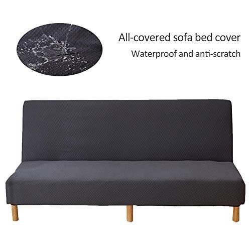 Oshide plegable sofá cama simple cubierta impermeable del sofá Cubierta elástica cubierta...