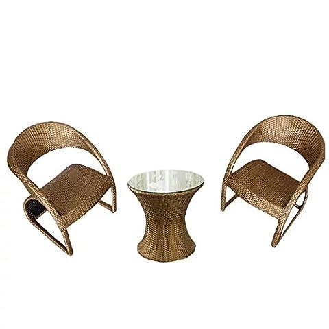 Imatation bamboo - rattan sofa set / sofa suite / sofa bed / corner sofa (Outdoor Glider Cuscini)