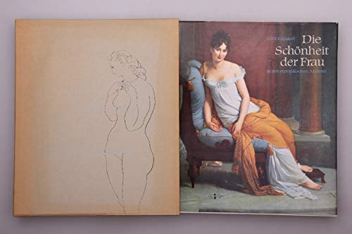 Europäische Kunst-malerei (Die Schönheit der Frau in der europäischen Malerei - im Originalkarton)