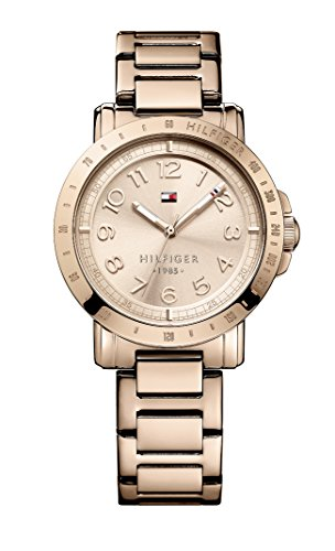 Tommy Hilfiger LIV Analog Watch - For Women Rose Gold image