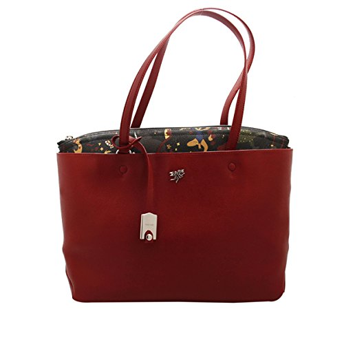 Borsa PIERO GUIDI Magic Circus - Classic Leather Donna - 211421082-P7