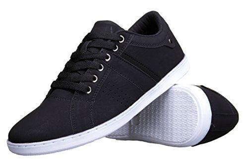 Reservoir Shoes - Basket Anda Black Suede Noir