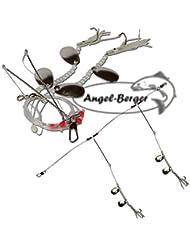 Angel Berger Thinsulate Fleecehandschuhe Größe XXL Bekleidung Angelsport