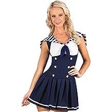 Disfraz marinero sexy mujer - Única