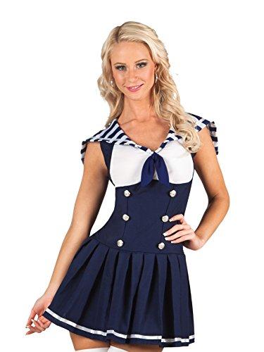 Imagen de disfraz marinero sexy mujer, m
