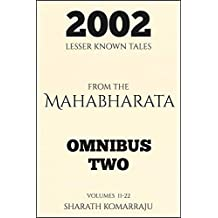 2002 Lesser Known Tales From The Mahabharata: Omnibus Two: Volumes 11-22