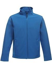 Regatta Professional Mens Print Perfect Warm Full Zip Softshell Jacket