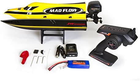Mad Flow F1 BL Brushless RTS Combo 55km/h 55km/h 55km/h Joysway 8653 ace064