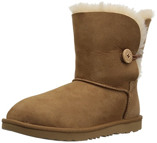 UGG BAILEY BUTTON II KIDS Stiefel 2019 chestnut, 32.5 -