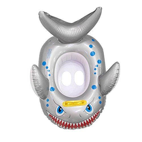 blasbarer Schwimmsitze Schwimmender Ring - Hai (Schwimmende Hai)