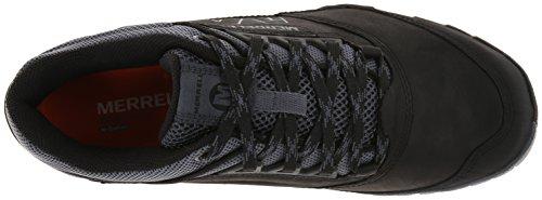Merrell Annex, Chaussures de randonnée montantes homme Noir (Black)