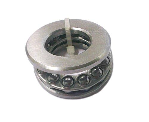 Preisvergleich Produktbild 51104 Axiallager 20x35x10 mm Drucklager DIN711 / ISO104 Industriequalität Axialkugellager 100Cr6 kein billig Karbonstahl