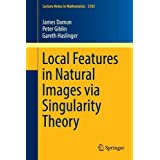 Local Features in Natural Images via Singularity Theory (Lecture Notes in Mathematics)