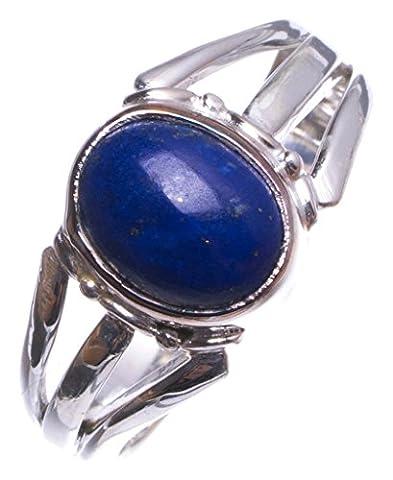 Stargems (TM) Lapis Lazuli naturelles fait à la main Unique