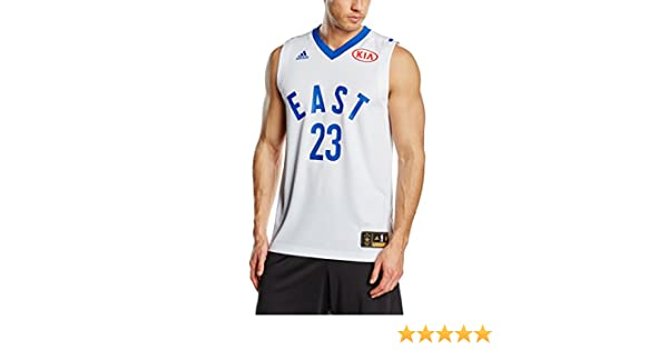 Maillot All Star Game Team East LeBron James Homme Basketball Adida
