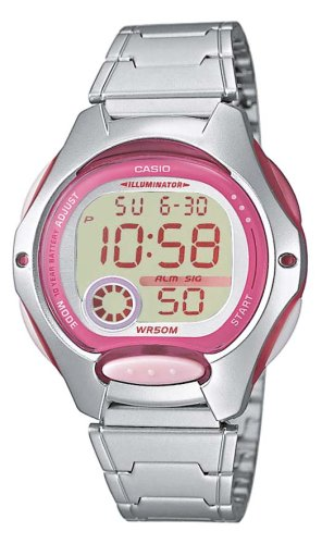 Casio Collection Unisex-Kinder-Armbanduhr LW-200D-4AVEF