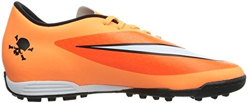 NikeHypervenom Phade Tf - Scarpe da Calcio uomo Hyper Crimson/White/Black/Atomic Orange