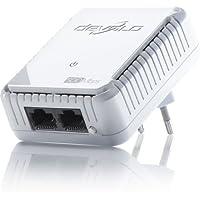 Devolo - 9104 - dLAN 500 Duo Prise Réseau CPL 500 Mb/s sans Prise Gigogne - Module Complémentaire (x1)