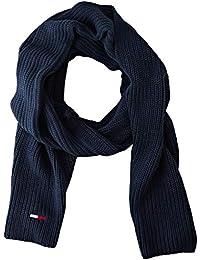 Tommy Hilfiger TJM Basic Flag Rib Scarf Juego de accesorios de invierno para Hombre