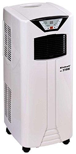 Einhell Lokales Klimagerät MK 2100 E (2100 W Kühlleistung, 370 m²/h Luftumwälzung, Temperatureinstellung, Energieklasse A)