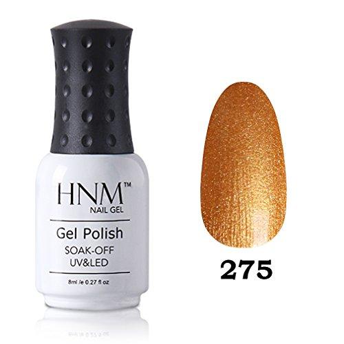 HNM Vernis à Ongles Semi Permanent Manucure Nail Art Pafait pour Vos Ongles UV LED Soak off 8ml-72