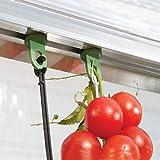 Palram Zubehör Gewächshaus-Clips Gartenarbeit