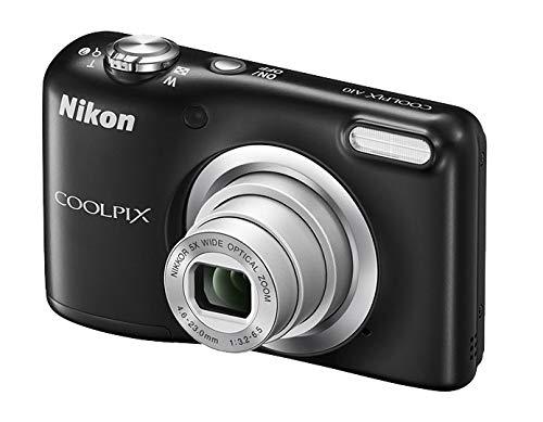 Nikon Coolpix A10 Kamera Kit schwarz -