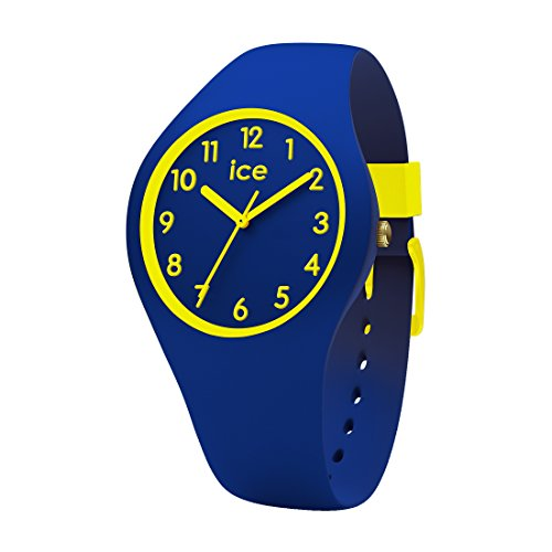 Ice-Watch - ICE ola kids Rocket - Blaue Jungenuhr mit Silikonarmband - 014427 (Small)