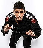 Tatami Fightwear Nova-mk4 BJJ Gi - Chaqueta para Hombre, Hombre, Color Negro, tamaño Size A2X-Large