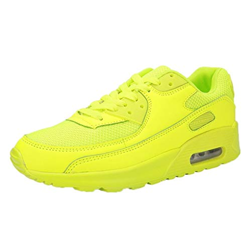 Unisex Sneaker Herren Damen Sportschuhe Turnschuhe Luftpolster Schuhe Sport Laufschuhe Outdoor Atmungsaktiv Schuhe Reise Freizeitschuhe für Paare,ABsoar