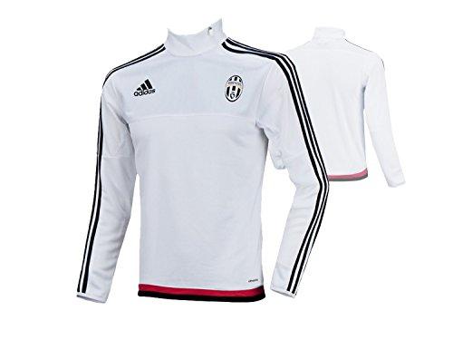 adidas Juve Trg Top - white/black/bripnk, Größe adidas:XXL