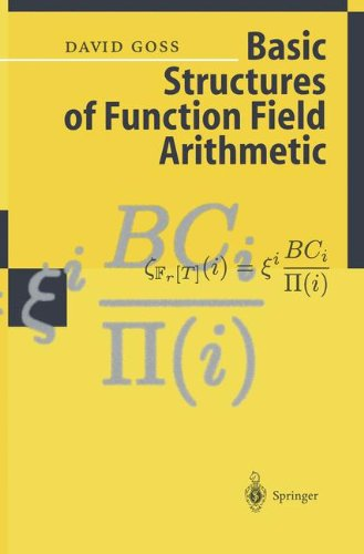 Basic Structures of Function Field Arithmetic