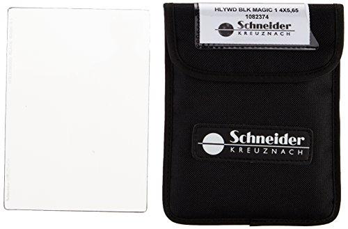 Black Magic Filter (Schneider-Kreuznach 1082374 MPTV Hollywood Black Magic Filter 1, 10,16 x 14,35 cm (4 x 5,6 Zoll) schwarz)
