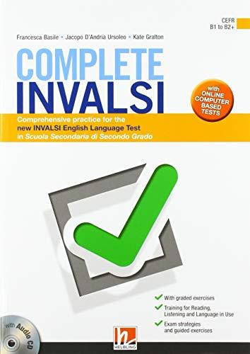 Complete INVALSI. Comprehensive practice for