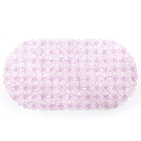 Bathroom Non-slip Mats,King Size With Suction Cup Shower Massage Mat,Bathroom