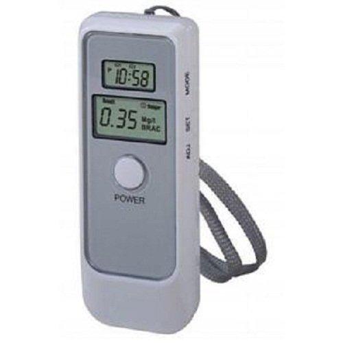 Alcoholimetro Alcolimetro Digital con Señal Acustica Pantalla LCD ebox EAD-2214