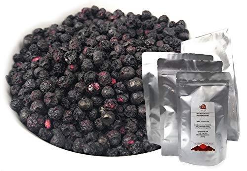 TALI Wild-Heidelbeeren / Blaubeeren gefriergetrocknet 100 g