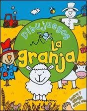 La granja/Farm (Dibujuegos/Draw and Play) por Editorial El Ateneo