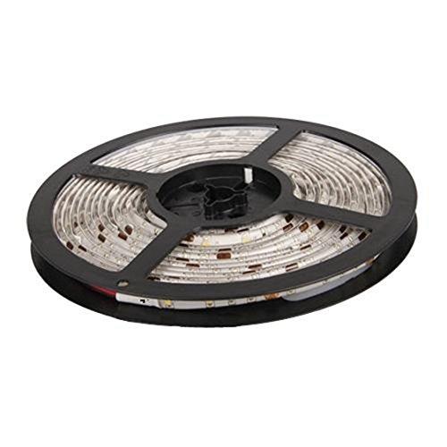 TOOGOO (R) 300 5M 3528SMD tira de LED forro impermeable Decoracion Blanca f