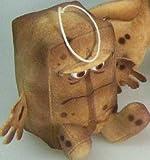 Bernd das Brot 8 cm Kunstlederimitat die Kultfigur