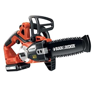 Black + Decker Black + Decker Akku-Kettensäge GKC1820L orange von Black Decker