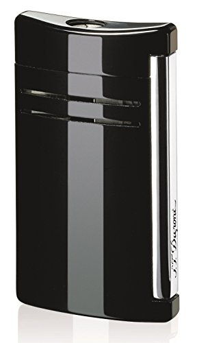 st-dupont-maxijet-lighter-glossy-black