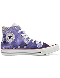 Converse All Star Customized, Sneaker Unisex, printed Italian style Pegaso
