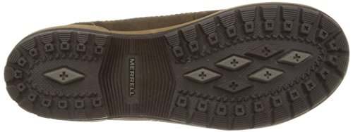 Merrell - Emery Ankle, Polacchine Donna Marrone (Brown)