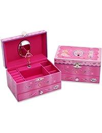 Caja de Música de Princesas para niña - Joyero musical - Lucy Locket