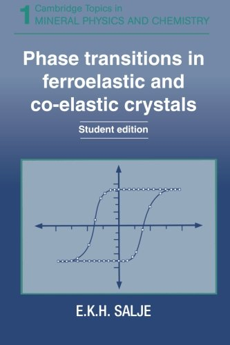 Phase Transitions in Ferroelastic and Co-elastic Crystals