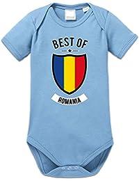 Body bebé Best of Romania by Shirtcity